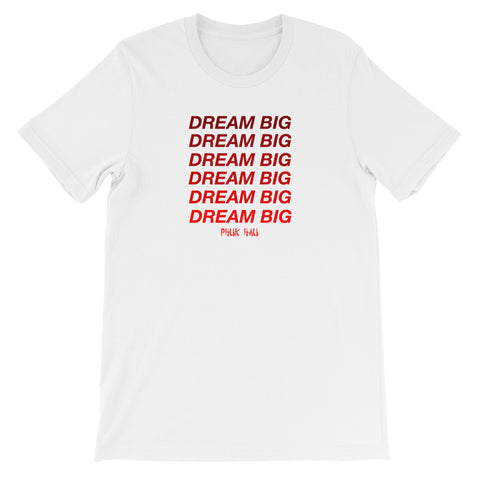Dream Big Fade Tank