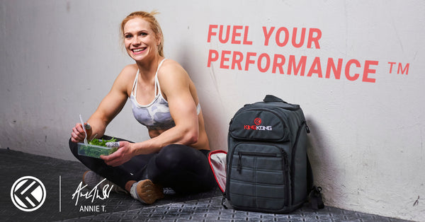Fuel your performance with King Kong Meal prep
