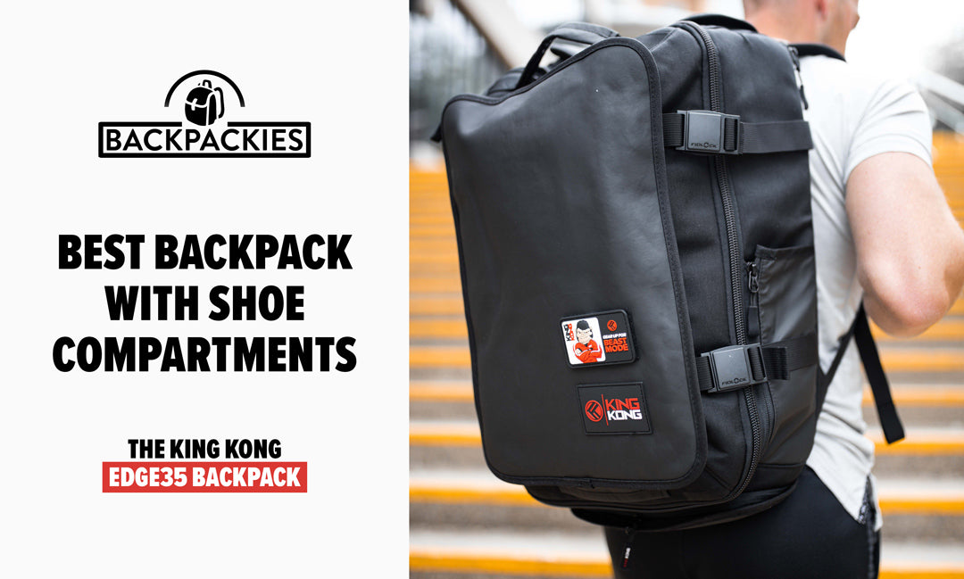 Backpackies Review of the EDGE35 Backpack