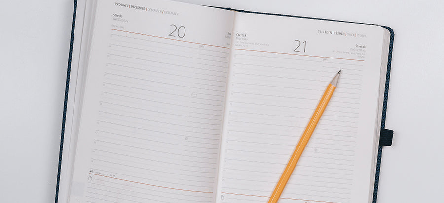 Using a plan to stay accountable