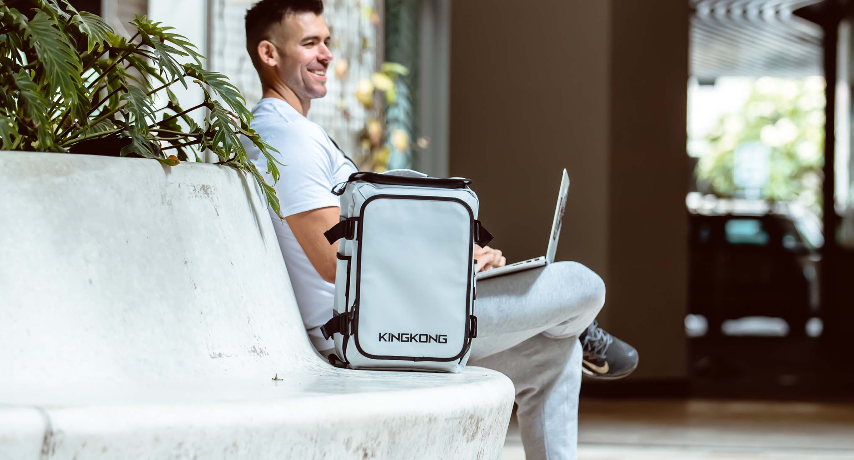 Work and lunch backpack