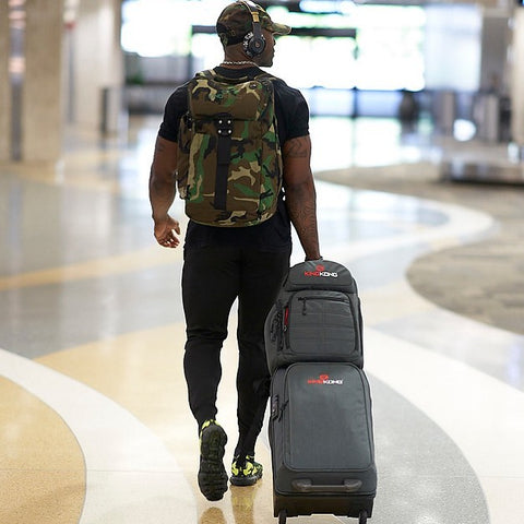 Luggage and Meal Prep by King Kong Bags