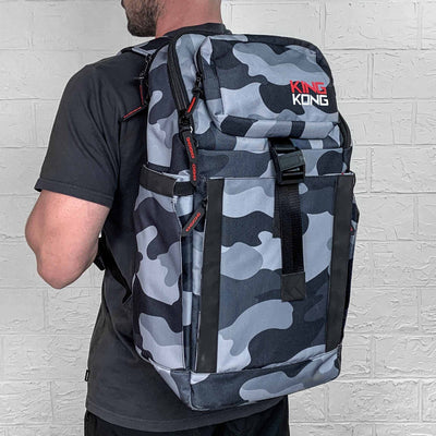 PLUS26 BACKPACK CAMO