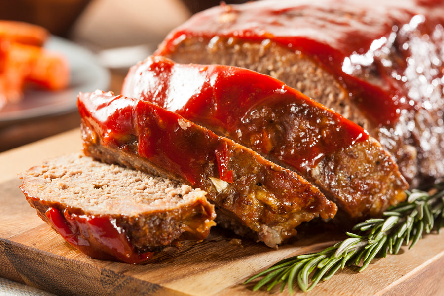 Classic Winner's Meatloaf