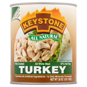 Keystone Canned Turkey