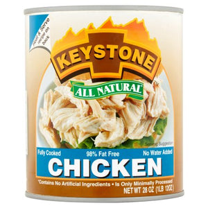 Keystone Canned Chicken