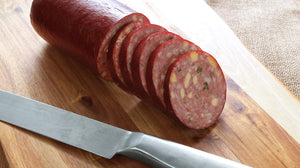 Winner's Jalapeno & Cheese Summer Sausage Chub
