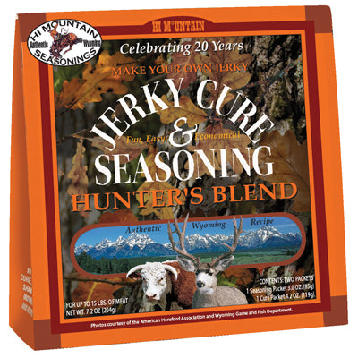Hi Mountain Jerky Cure & Seasonings