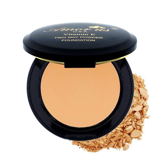 Amor Us Two Way Powder Foundation