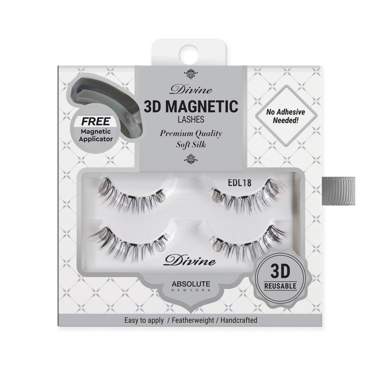 Absolute New York Divine 3D Magnetic Lashes