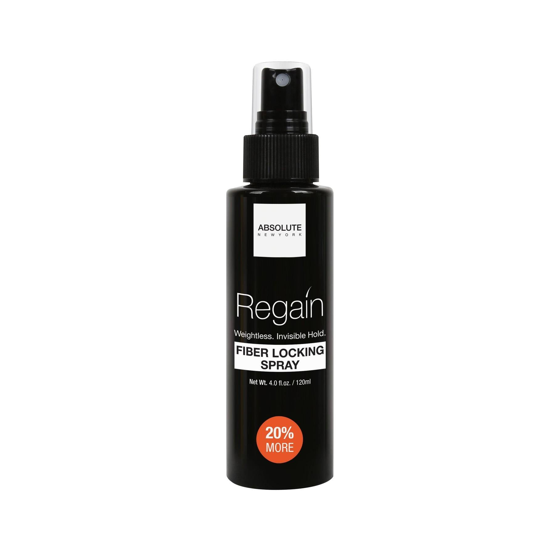 Absolute New York Regain Hair Thickening Fibers Spray