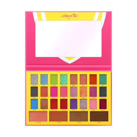 Amorus Chin Up Eyeshadow Palette