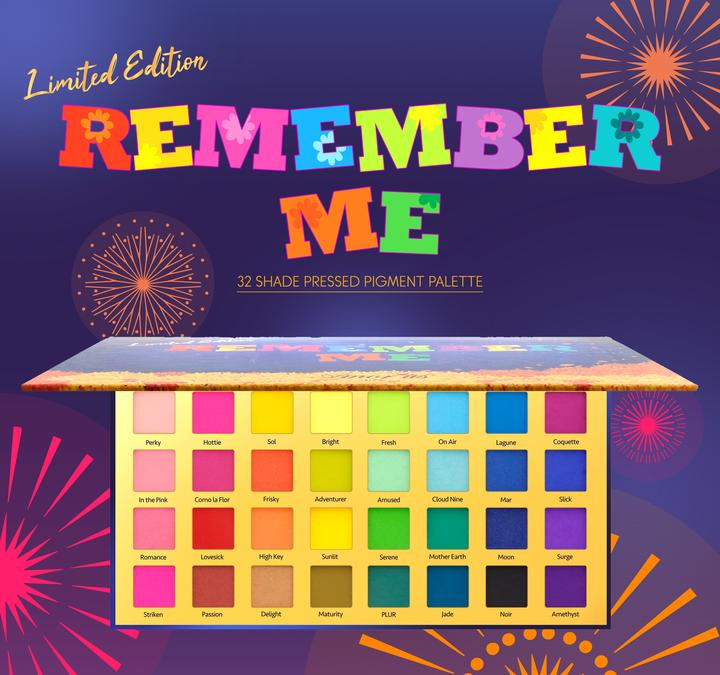 Amorus Limited Edition Remember Me Eyeshadow Palette