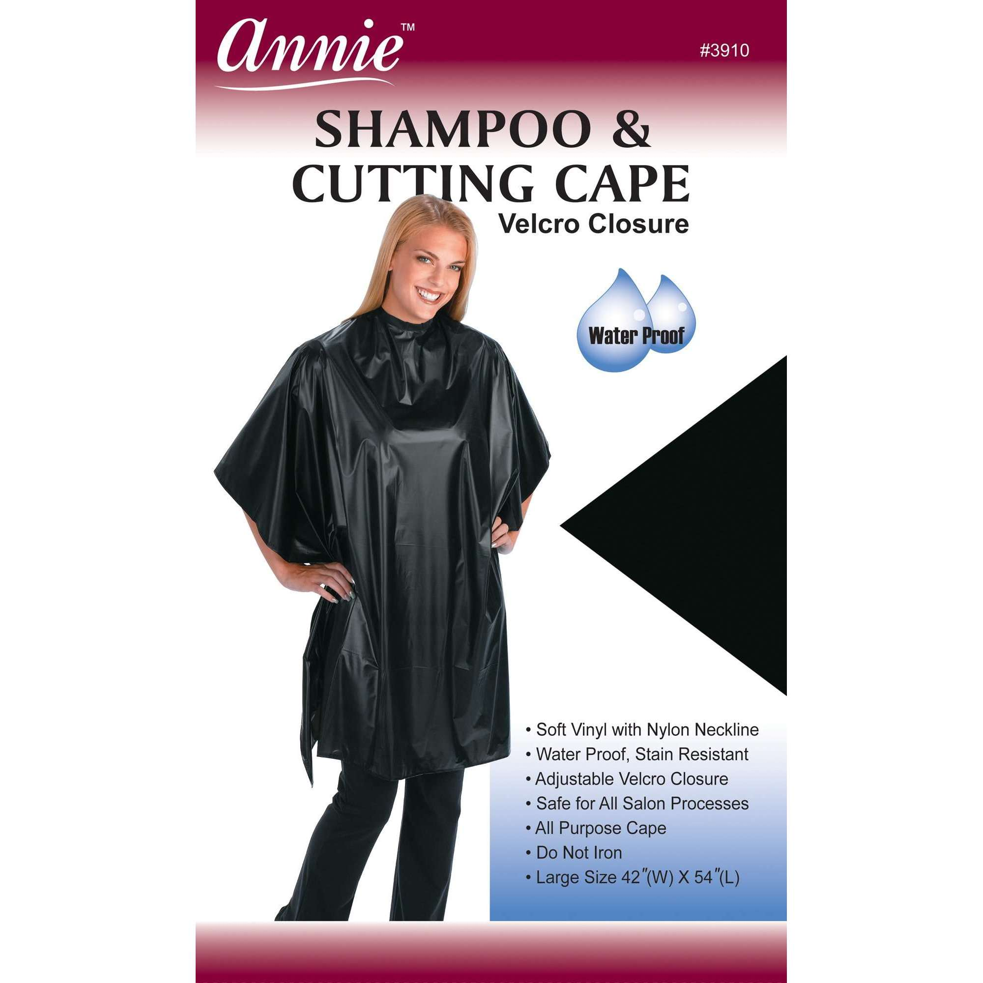 Annie Shampoo / Cutting Cape