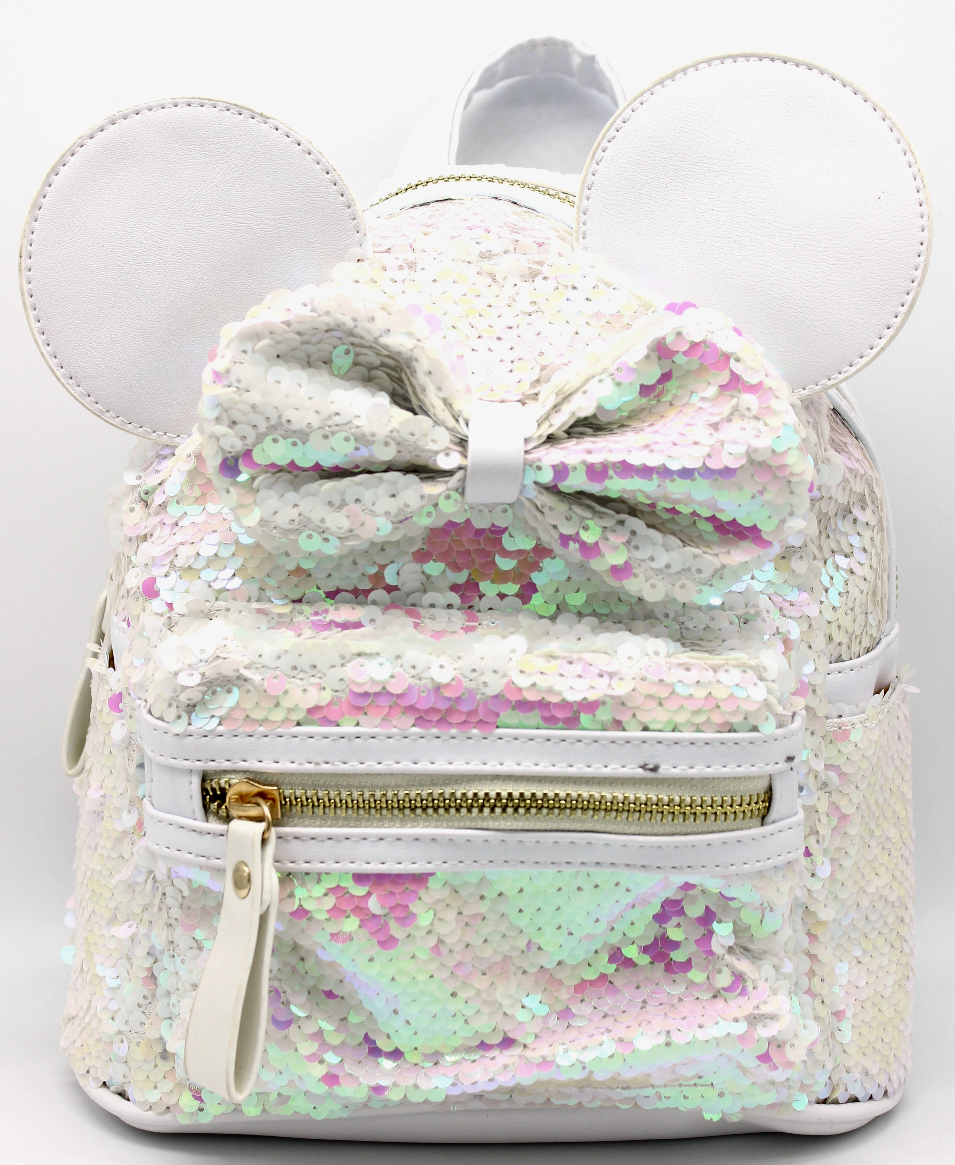 Unicorn Mini Backpack w/Horn & Ears