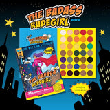 Rude Cosmetics Badass Rude Girl Eyeshadow Palette (Book 6)