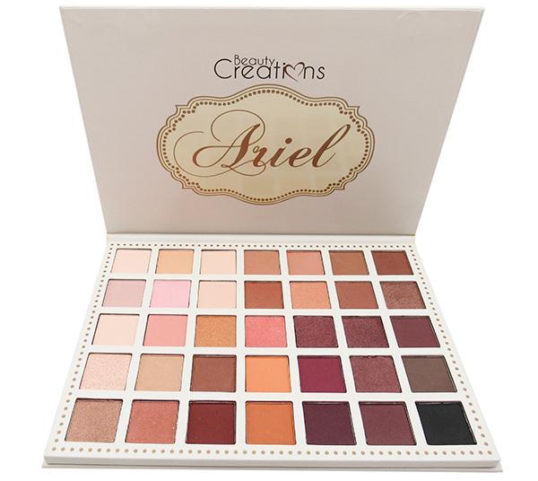 Beauty Creations Ariel Eyeshadow Palette