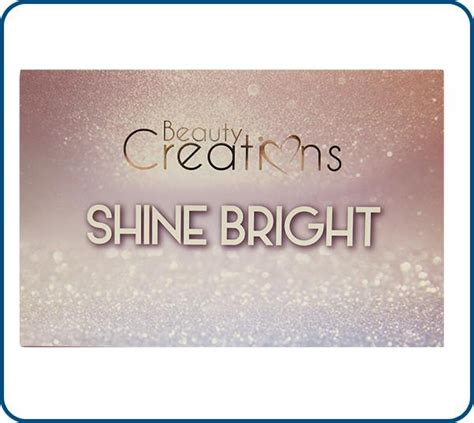 Beauty Creations Shine Bright Highlight Palette