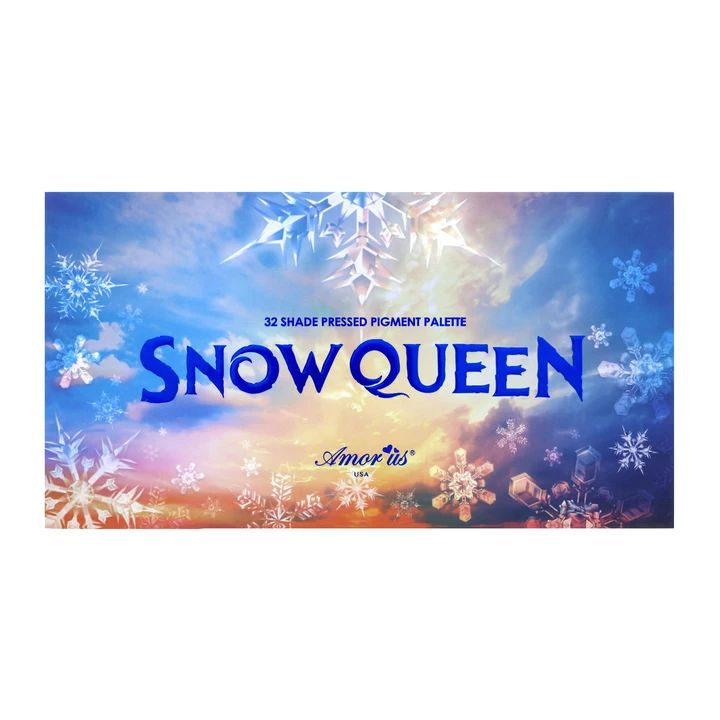 Amorus Snow Queen Eyeshadow Palette