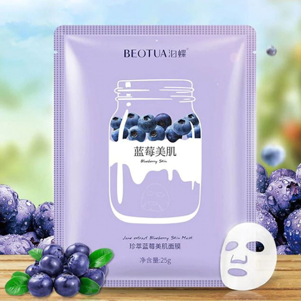 Beotua Moisturizing Fresh Face Masks