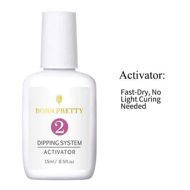 Born Pretty Dipping Powder System Activator (15ml)