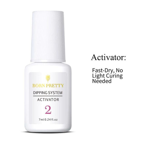 Born Pretty Dipping Powder System Activator (7ml)
