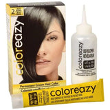 Coloreazy Permanent Cream Hair Color