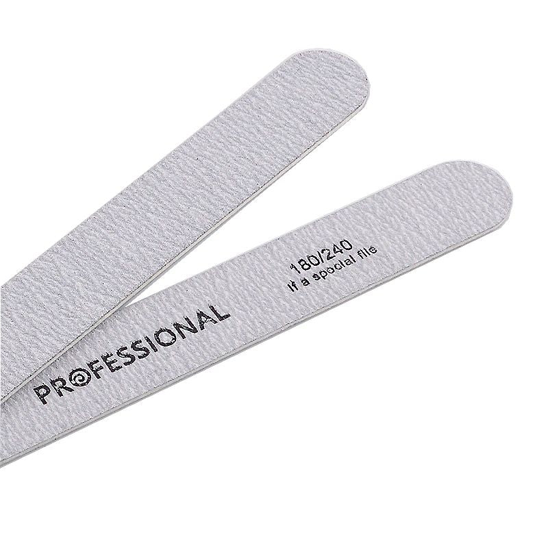 Nail File 10-Pack 180 / 240 Grit