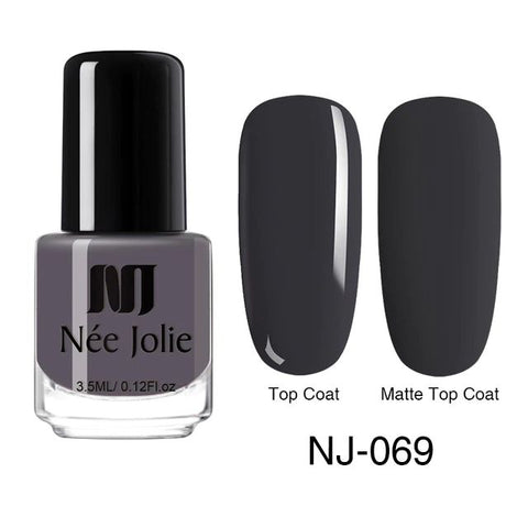 Nee Jolie Air Dry Nail Polishes
