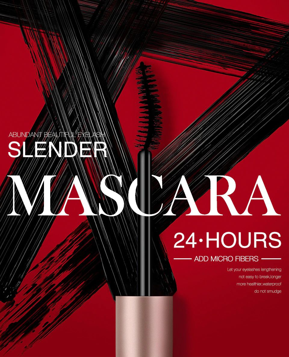 o.TWO.o Instant Oversize Volume Lengthening Fiber Mascara