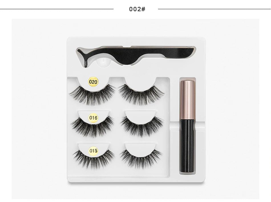 sexysheep Magnetic Eyelash Kit