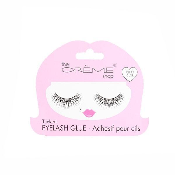 The Creme Shop Tacked Eyelash Glue (Clear)