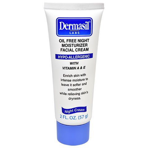 Dermasil Labs Oil Free Daily Facial Cream