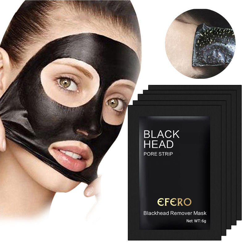 Efero Blackhead Remover Strip Face Mask