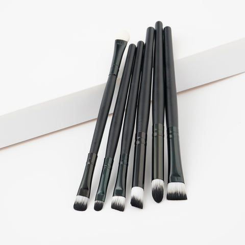 Elecool 6-Piece Makeup Brush Set