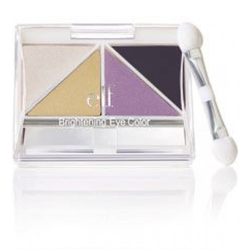 e.l.f. Brightening Eye Color 4-Shade Eyeshadow Palette