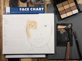 The Face Chart Brand Face Chart Book
