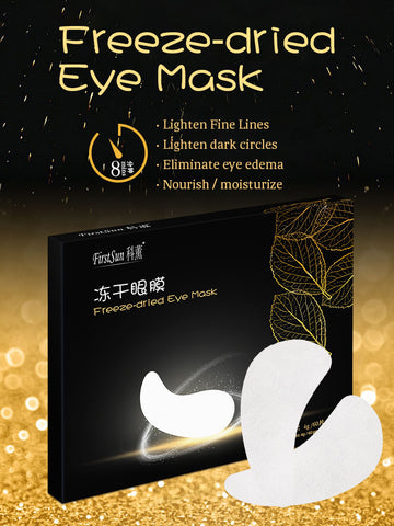 First Sun Freeze-Dried Eye Mask (60-Pack)