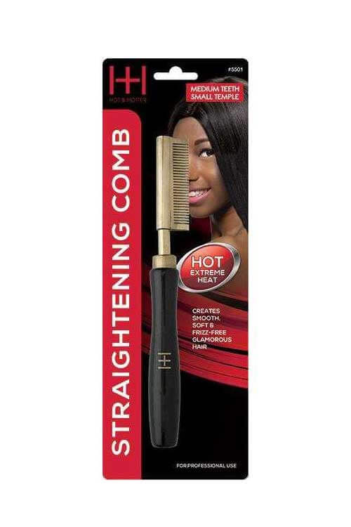 Hot & Hotter / Annie Straightening Comb
