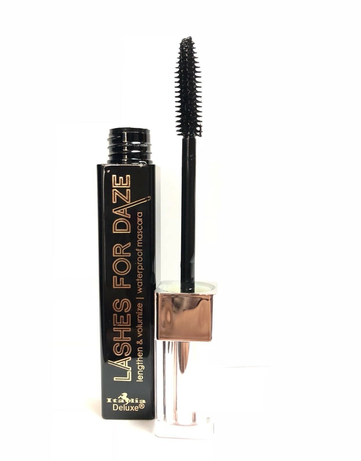 Italia Deluxe Lashes For Daze Waterproof Mascara