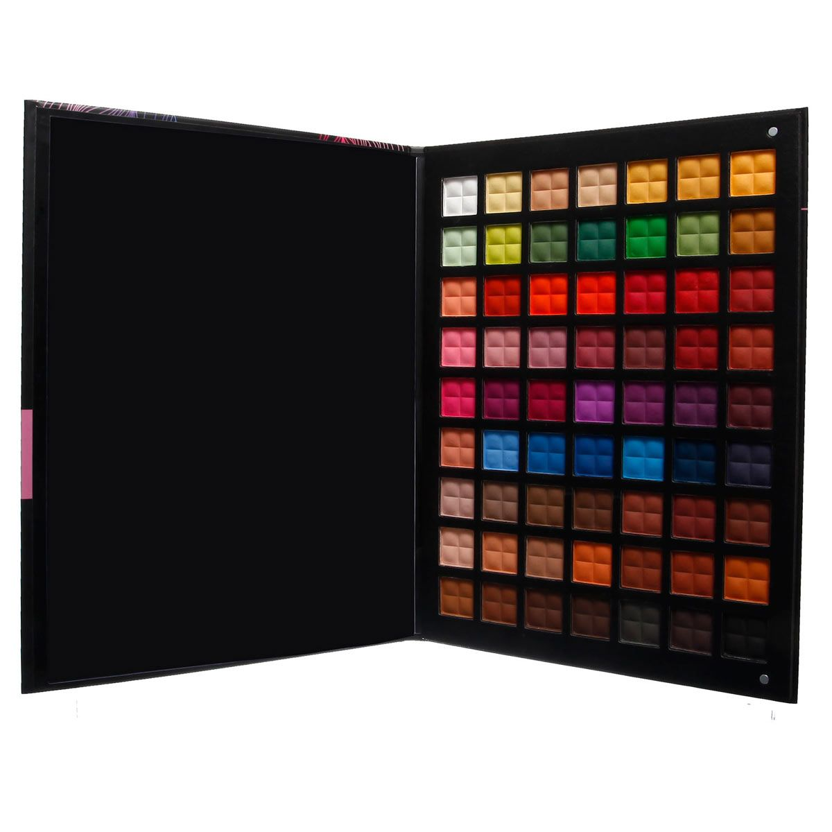 Italia Deluxe The Matte Artist Fantasy Color Chart Eyeshadow Palette