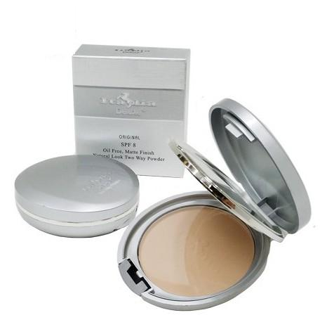 Italia Deluxe Natural Look Two Way Powder Foundation