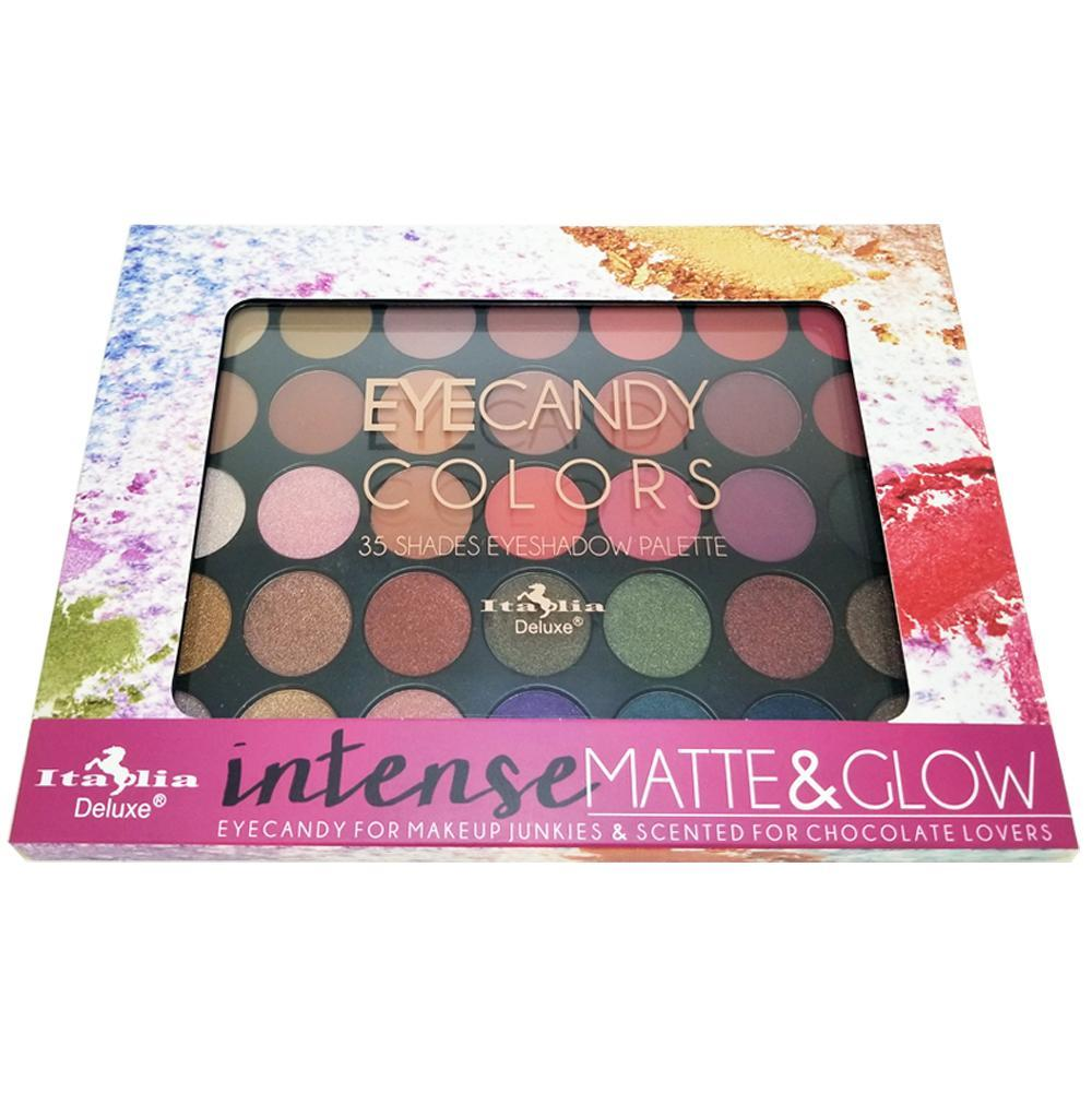 Italia Deluxe Eyecandy Colors Eyeshadow Palette