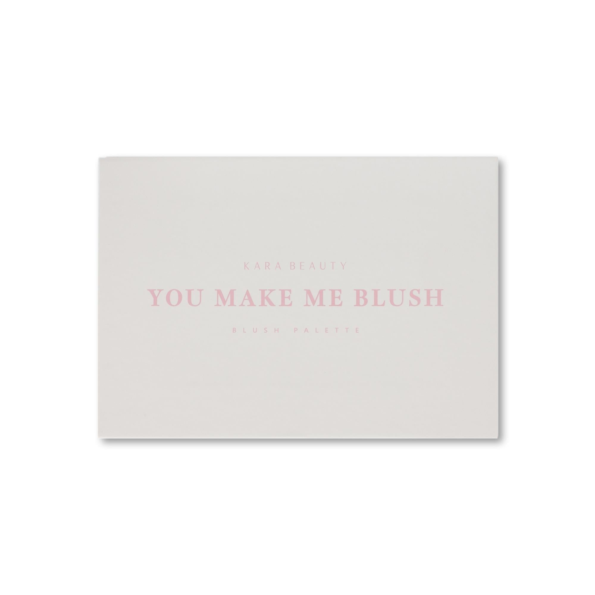 KARA You Make Me Blush Palette