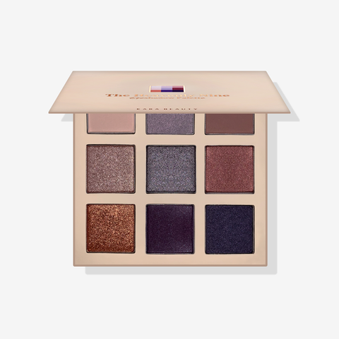 KARA Beauty The Heavenly Nine Eyeshadow Palette