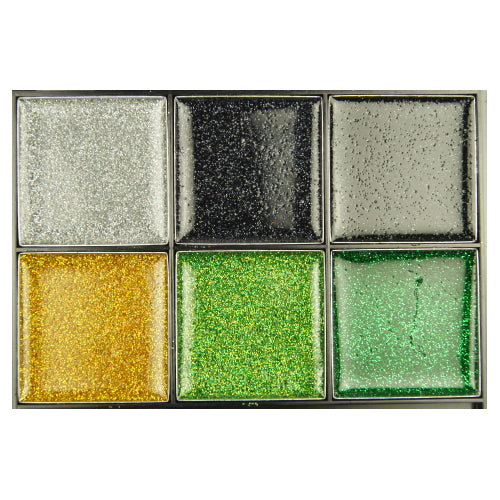 KleanColor Cream Glitter Eyeshadow Palette