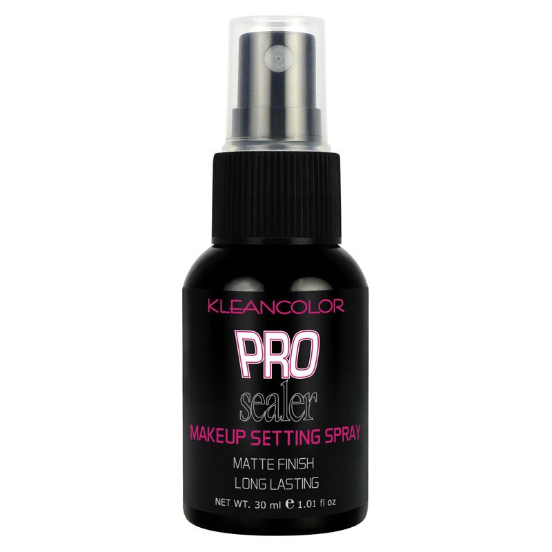 KleanColor PRO Sealer Matte Makeup Setting Spray (30ml)