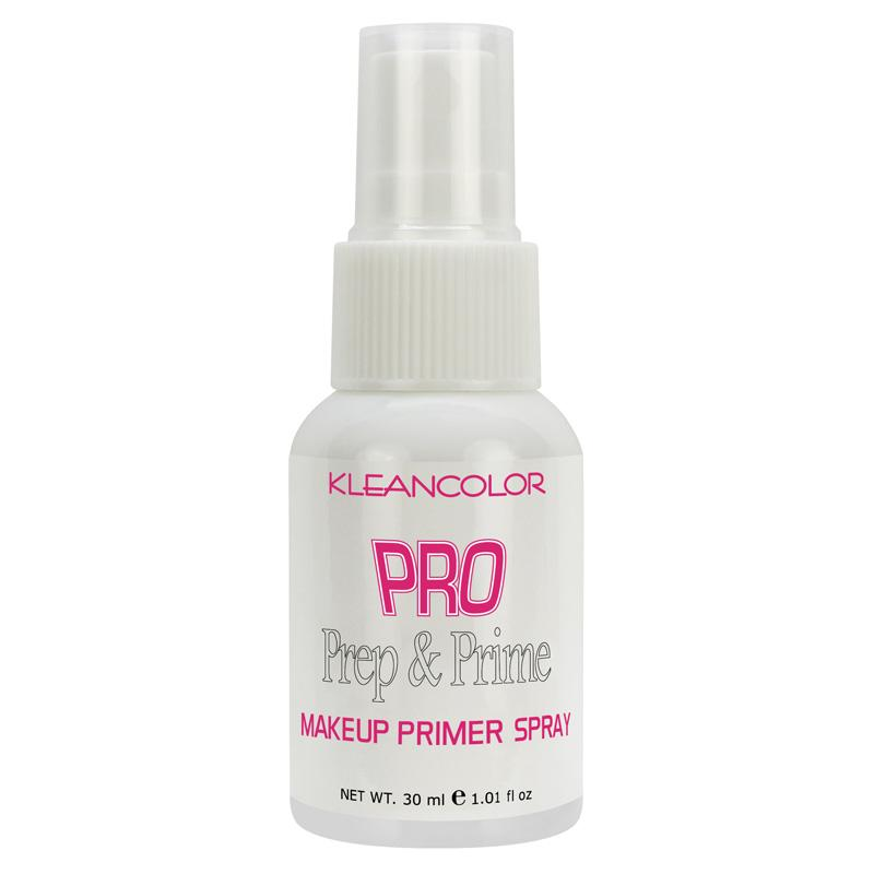 KleanColor Pro Prep & Prime Makeup Primer Spray