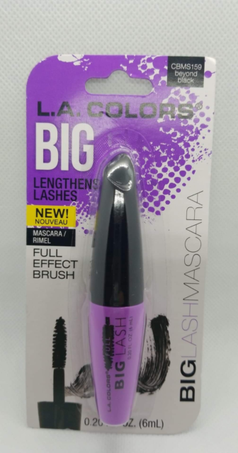 L.A. Colors Big Lash Mascara (Beyond Black)