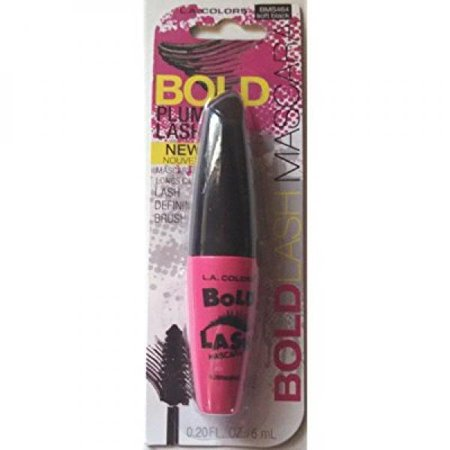 L.A. Colors Bold Lash Mascara (Very Black)